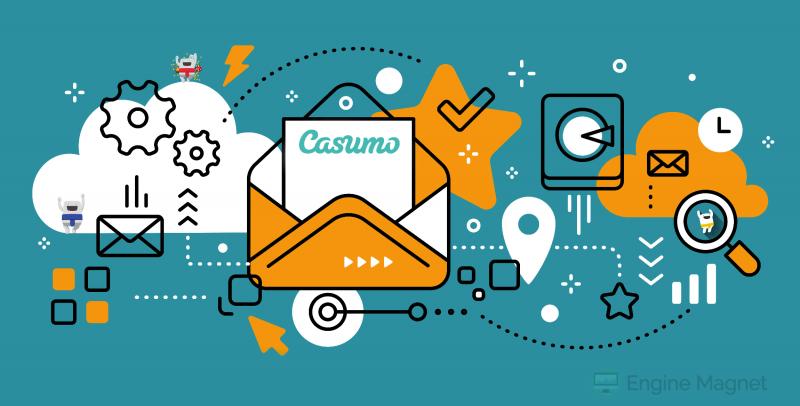 Casumo Casino UK email marketing